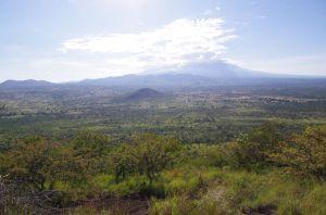 Ausblick in die Weite Tanzanias