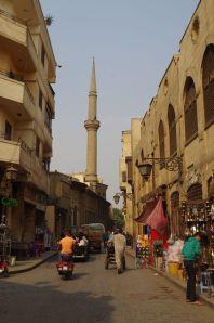 Alter Stadtteil Kairos
